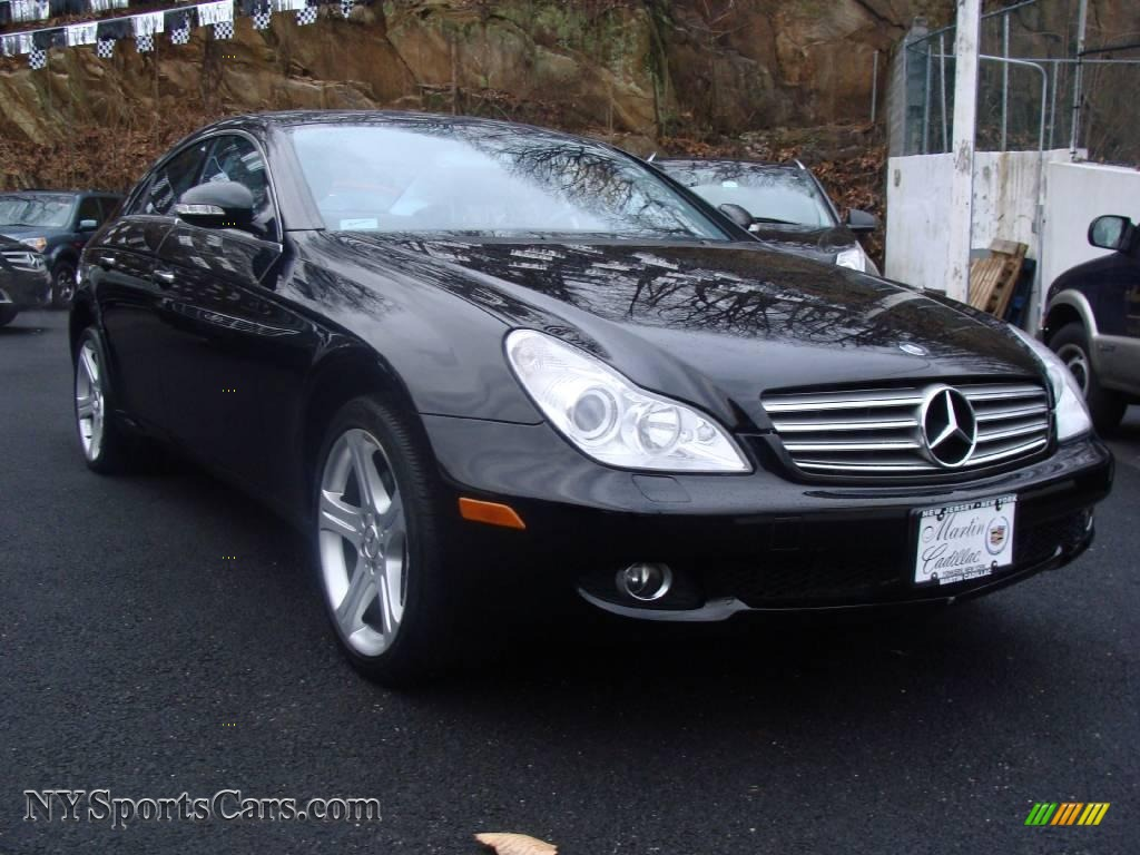 2006 mercedes benz cls 500 in black photo 3 029340 for 2006 mercedes benz cls500 for sale
