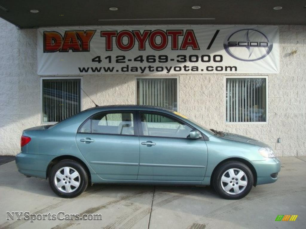 2006 toyota corolla green 200 interior and exterior images. Black Bedroom Furniture Sets. Home Design Ideas