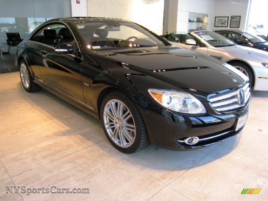 2008 mercedes benz cl 600 in black 015033 cars for sale in new york. Black Bedroom Furniture Sets. Home Design Ideas