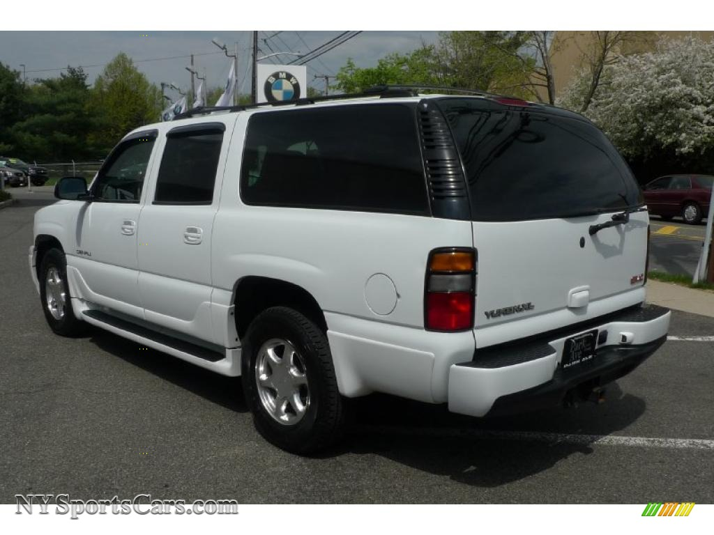 2004 gmc yukon xl denali awd in summit white photo 10 143645 cars for. Black Bedroom Furniture Sets. Home Design Ideas