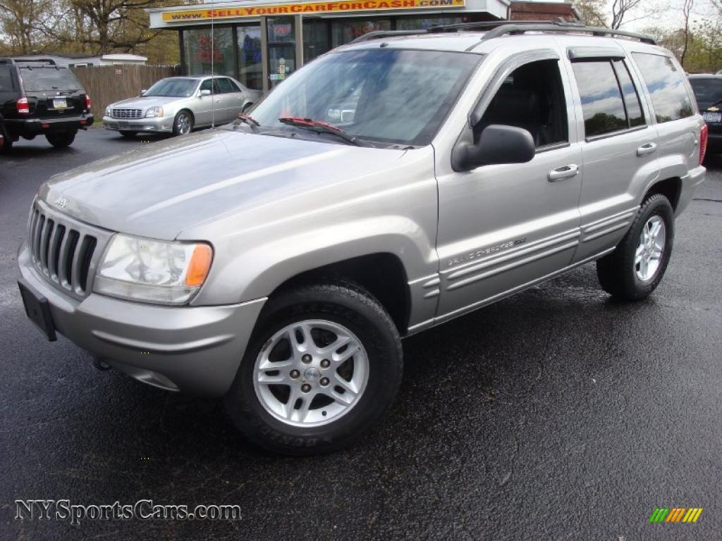 2000 jeep grand cherokee limited 4x4 in silverstone metallic 156159. Cars Review. Best American Auto & Cars Review