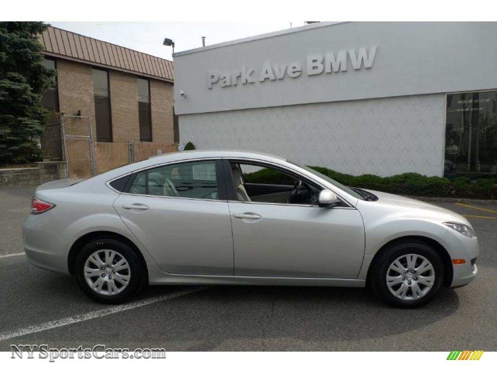 2011 Bmw 328I Xdrive >> 2009 Mazda MAZDA6 i Sport in Brilliant Silver Metallic - M31994 | NYSportsCars.com - Cars for ...