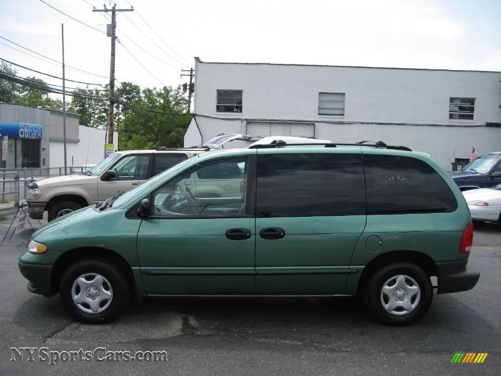 Dodge dodge 1999 caravan : 1999 Dodge Caravan in Alpine Green Pearlcoat photo #3 - 178127 ...