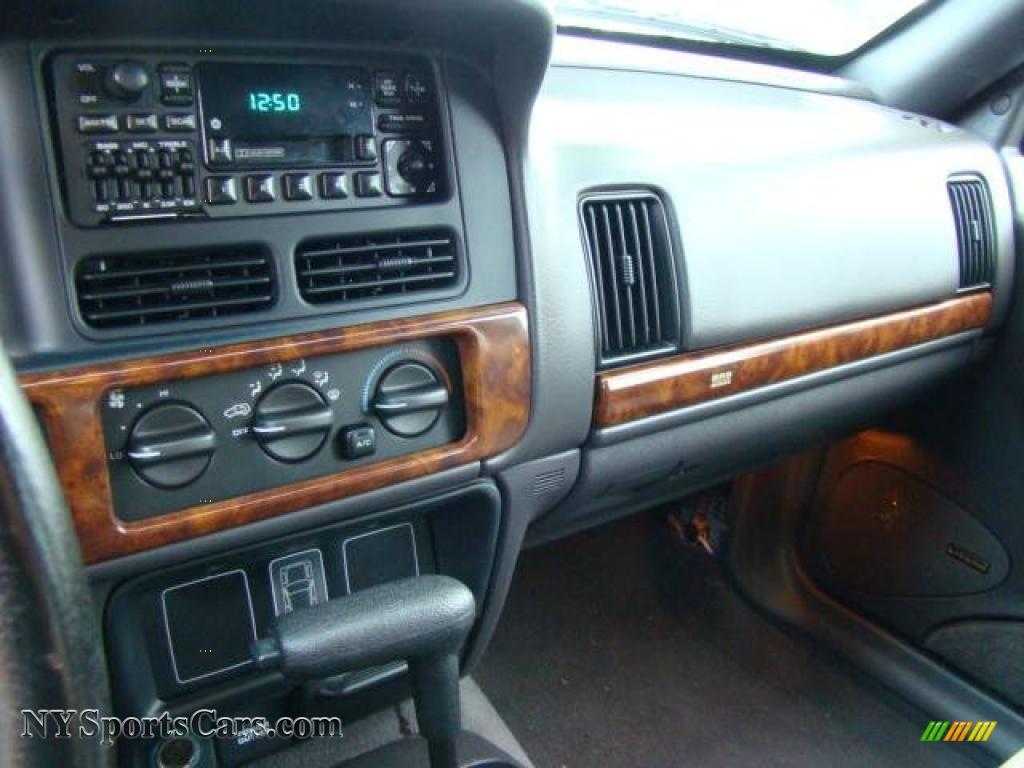 1998 Jeep Grand Cherokee Laredo 4x4 In Char Gold Satin Glow Photo 12 254923 Nysportscars