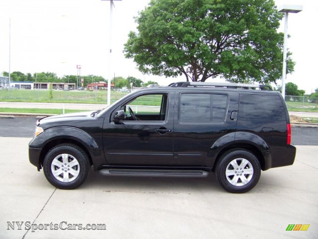 2006 Nissan Pathfinder S In Super Black 633054 Nysportscars Com Cars For Sale In New York