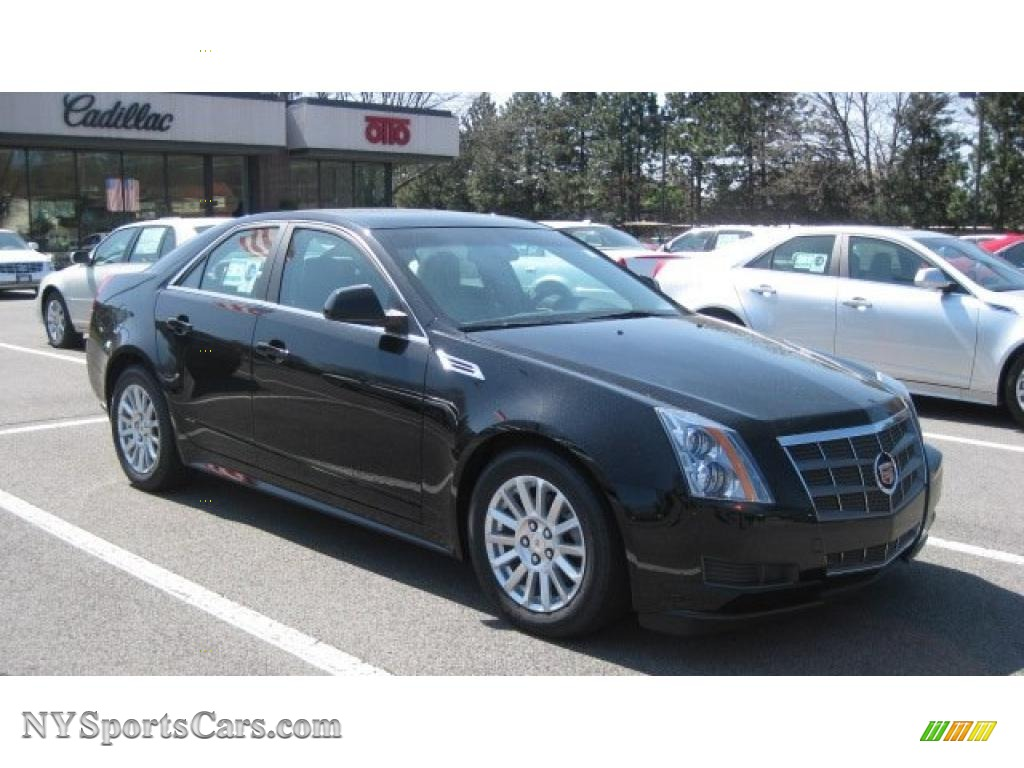 2010 cadillac cts 4 3 0 awd sedan in black raven 107648. Black Bedroom Furniture Sets. Home Design Ideas