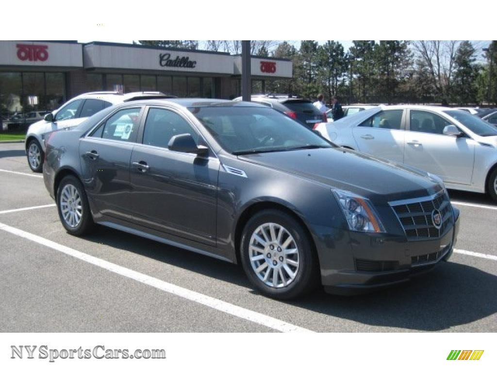 2010 Cadillac Cts 4 3 0 Awd Sedan In Thunder Gray