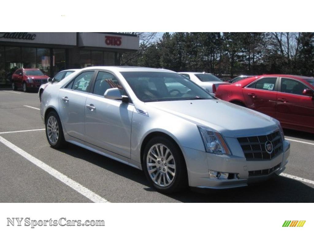 2010 Cadillac Cts 4 3 6 Awd Sedan In Radiant Silver