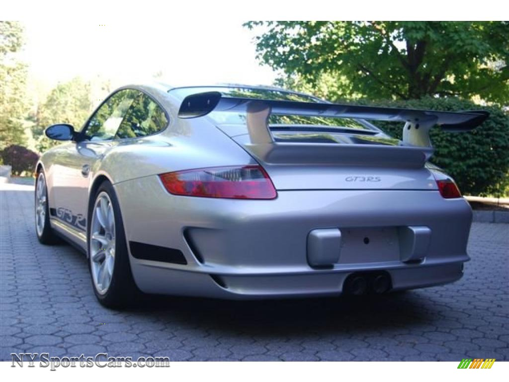 2007 porsche 911 gt3 rs in arctic silver metallic photo 12 793157 cars. Black Bedroom Furniture Sets. Home Design Ideas