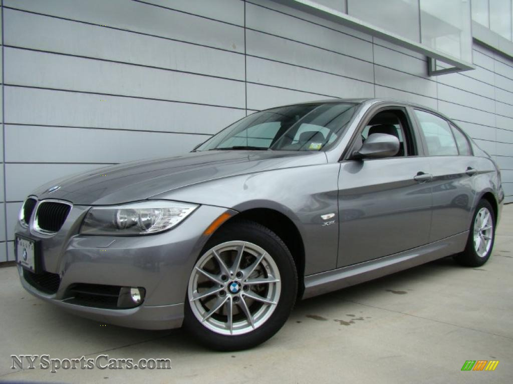 2010 bmw 3 series 328i xdrive sedan in space gray metallic. Black Bedroom Furniture Sets. Home Design Ideas