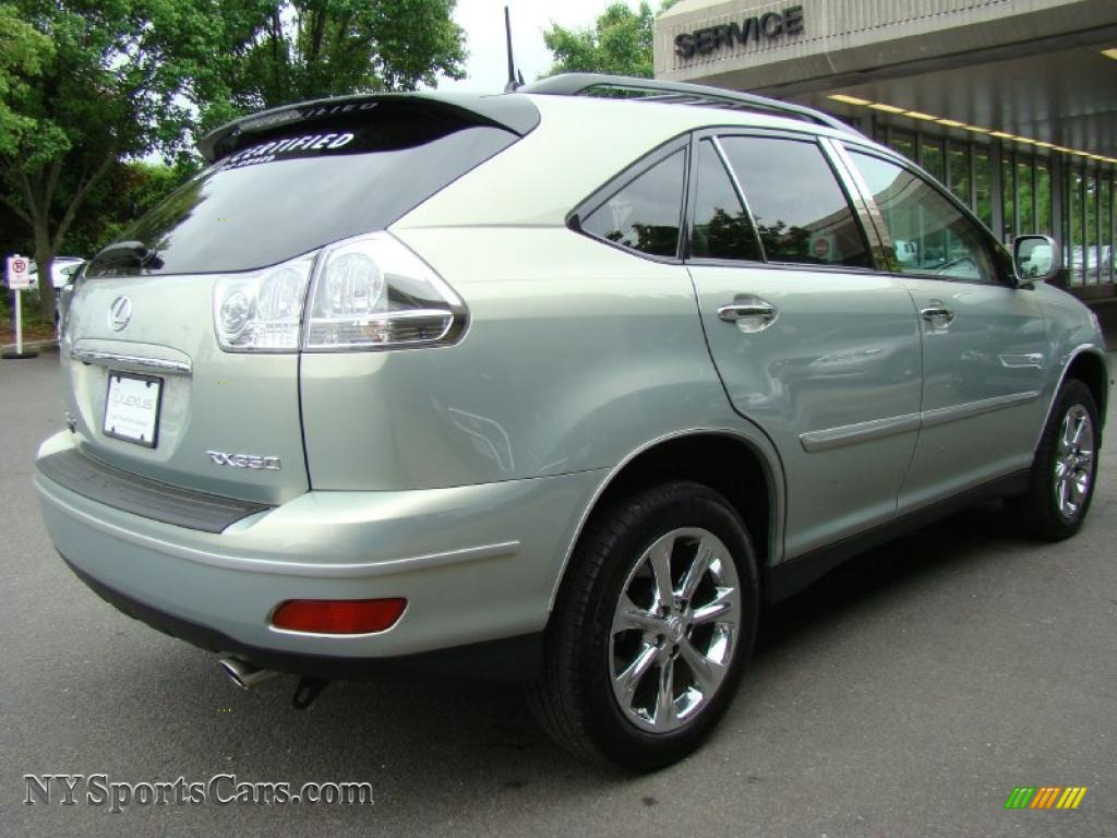 2009 Lexus RX 350 AWD in Bamboo Pearl photo #5 - 114640 ...