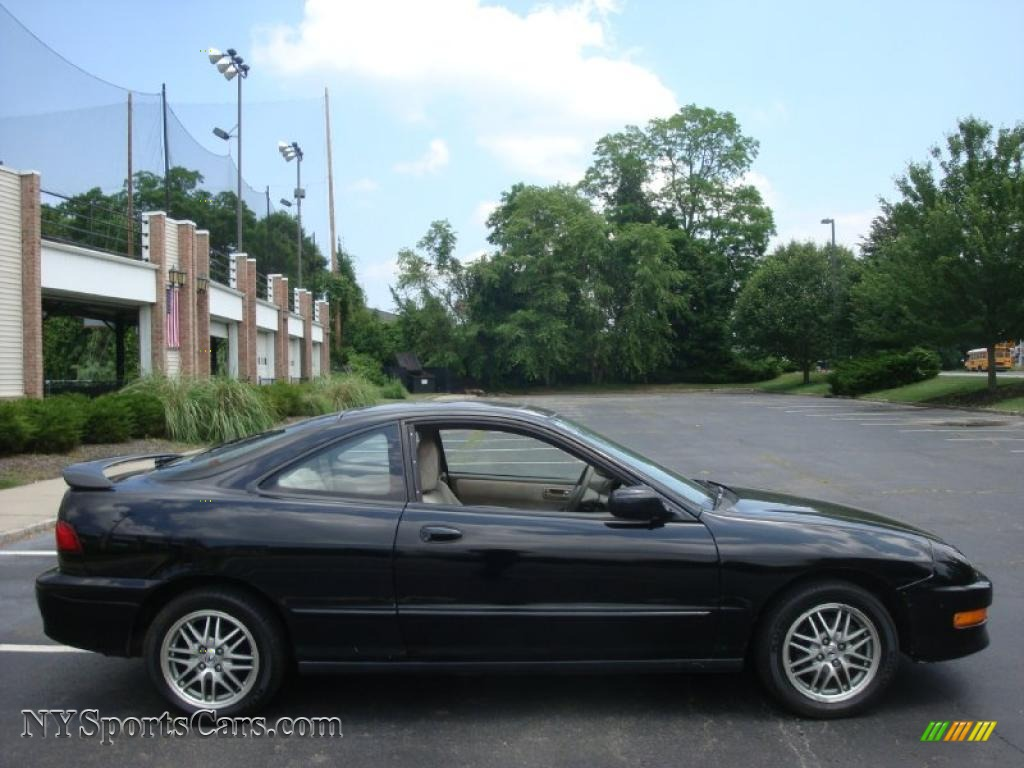 1999 Acura Integra Ls Coupe In Flamenco Black Pearl Photo 7 008768 Nysportscars Com Cars For Sale In New York