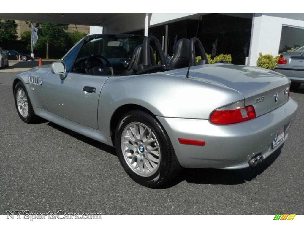 2000 Bmw Z3 2 8 Roadster In Titanium Silver Metallic Photo
