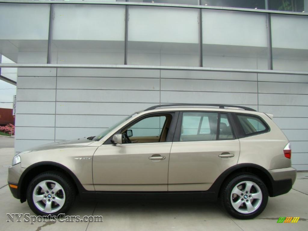 2008 bmw x3 in platinum bronze metallic photo 3. Black Bedroom Furniture Sets. Home Design Ideas