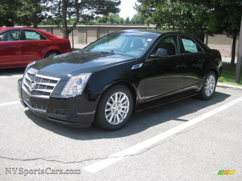 2010 cadillac cts 4 3 0 awd sedan in black raven 146369. Black Bedroom Furniture Sets. Home Design Ideas