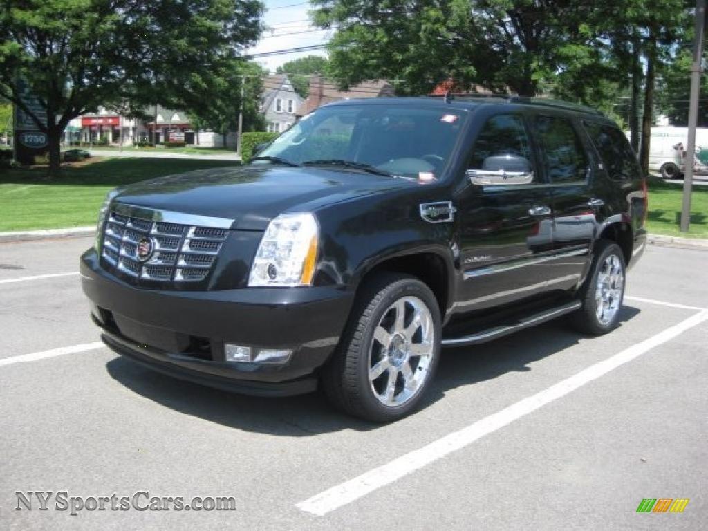 2010 Cadillac Escalade Hybrid Awd In Black Raven 264880