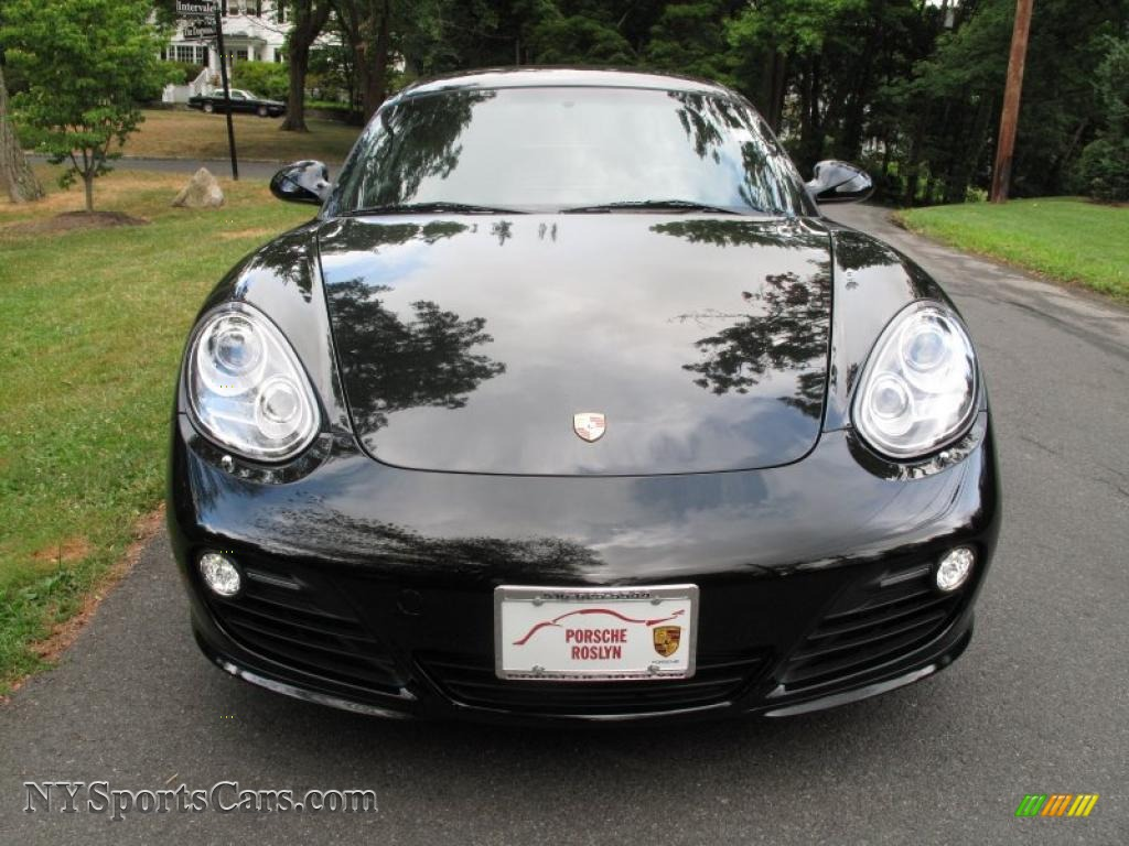 2009 porsche cayman s in black photo 2 780276 cars for sale in new york. Black Bedroom Furniture Sets. Home Design Ideas