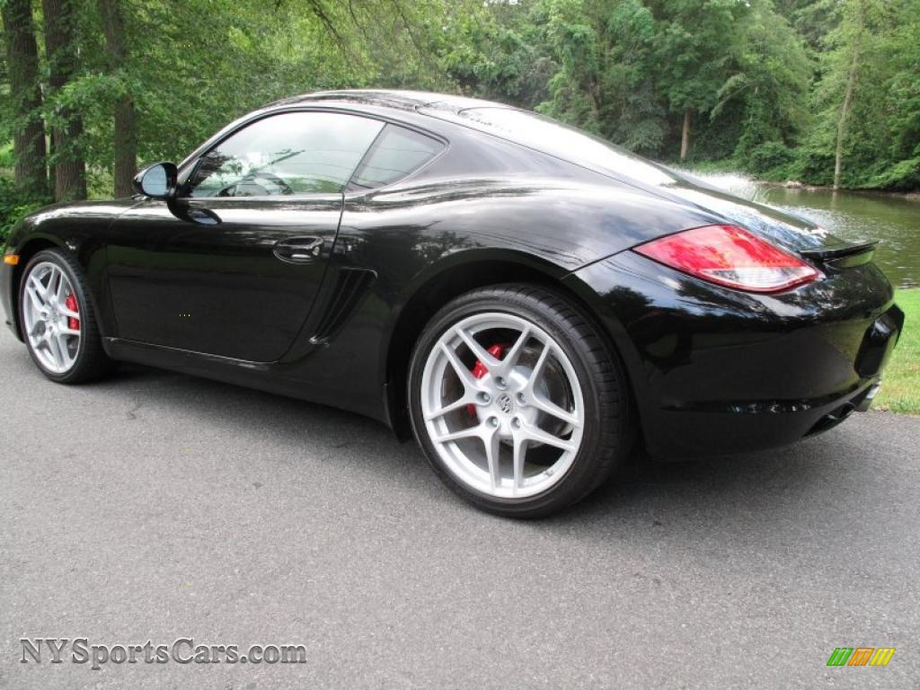2009 porsche cayman s in black photo 4 780276 cars for sale in new york. Black Bedroom Furniture Sets. Home Design Ideas