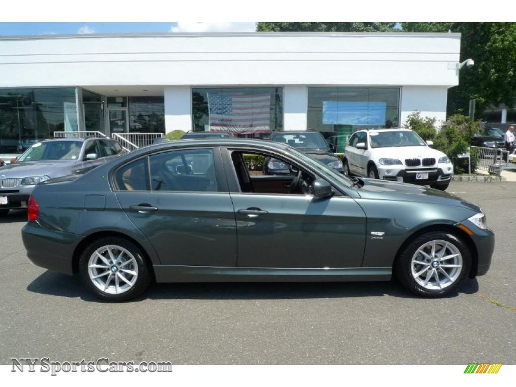 2010 bmw 3 series 328i xdrive sedan in tasman green. Black Bedroom Furniture Sets. Home Design Ideas