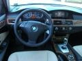 BMW 5 Series 528i Sedan Alpine White photo #11