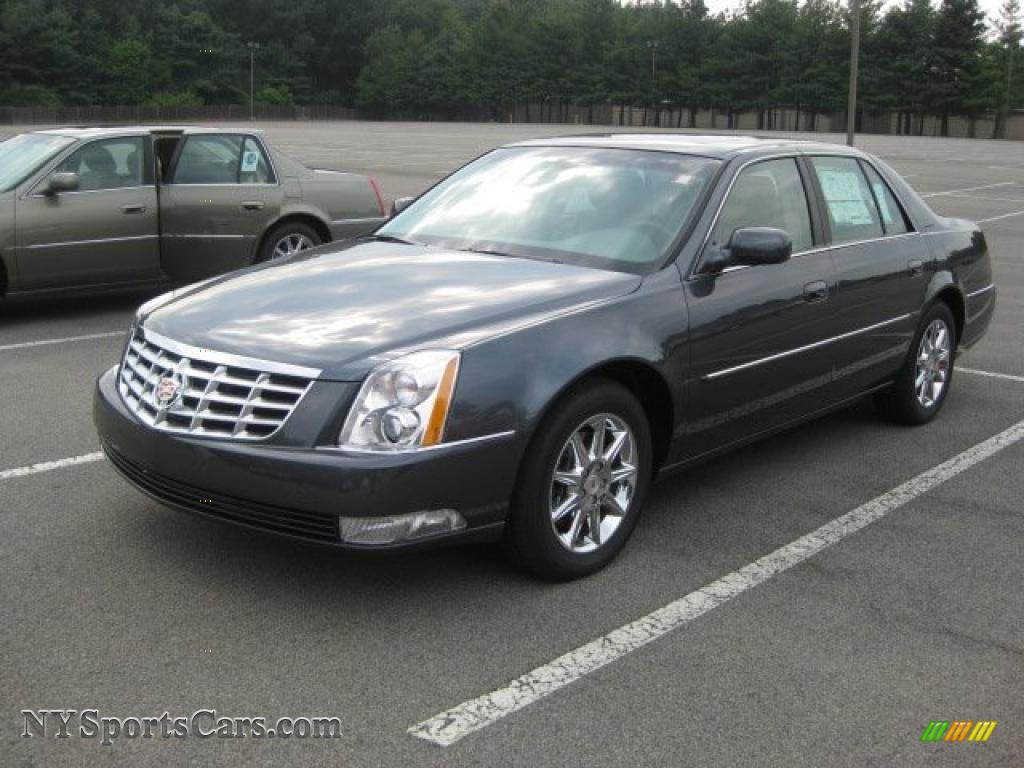 2011 cadillac dts luxury in gray flannel metallic 105185 cars for sale in. Black Bedroom Furniture Sets. Home Design Ideas