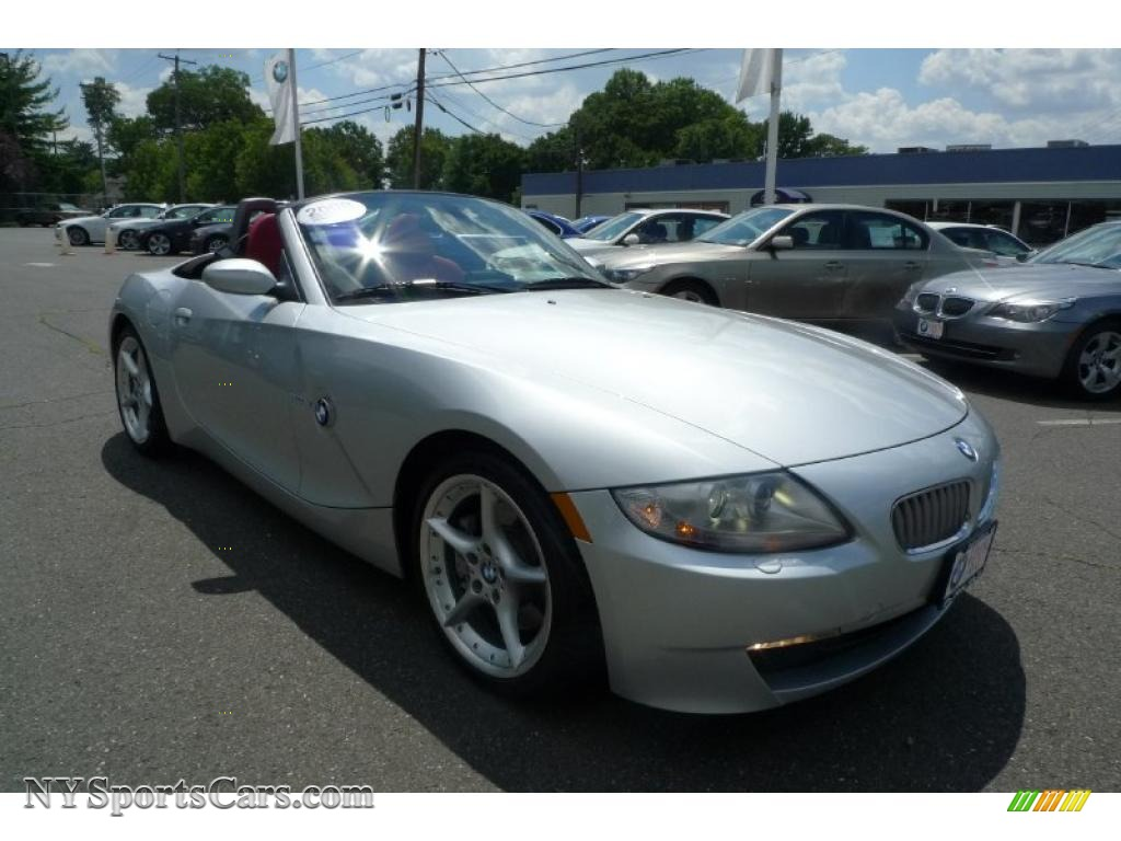 2008 Bmw Z4 3 0si For Sale