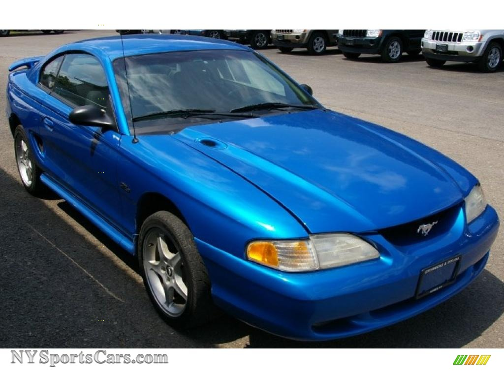 2003 Ford Mustang Gt Convertible 4 6 Liter Sohc 16 Manual Guide