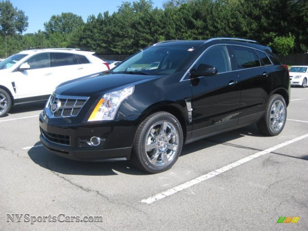 2011 Cadillac Srx 4 V6 Turbo Awd In Black Raven 509631