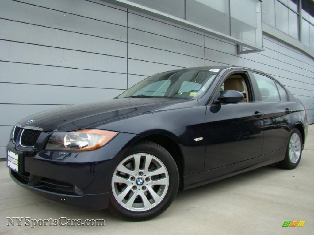 2007 bmw 3 series 328xi sedan in monaco blue metallic p36387 cars for. Black Bedroom Furniture Sets. Home Design Ideas