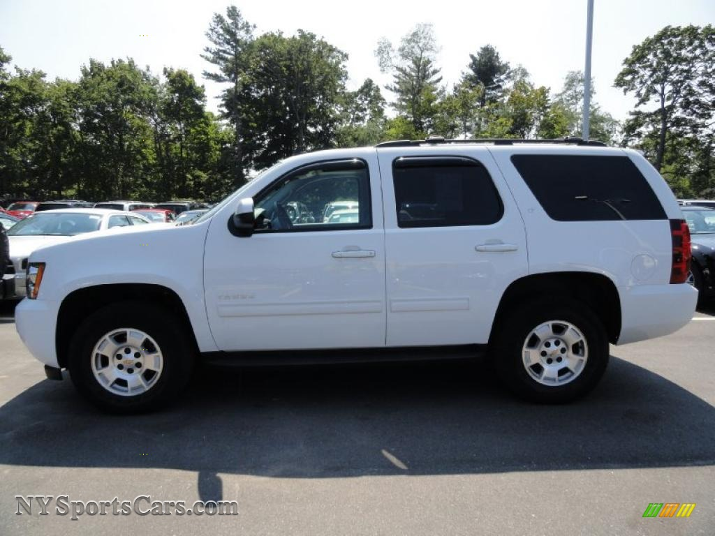 2009 chevrolet tahoe lt 4x4 in summit white photo 3. Black Bedroom Furniture Sets. Home Design Ideas