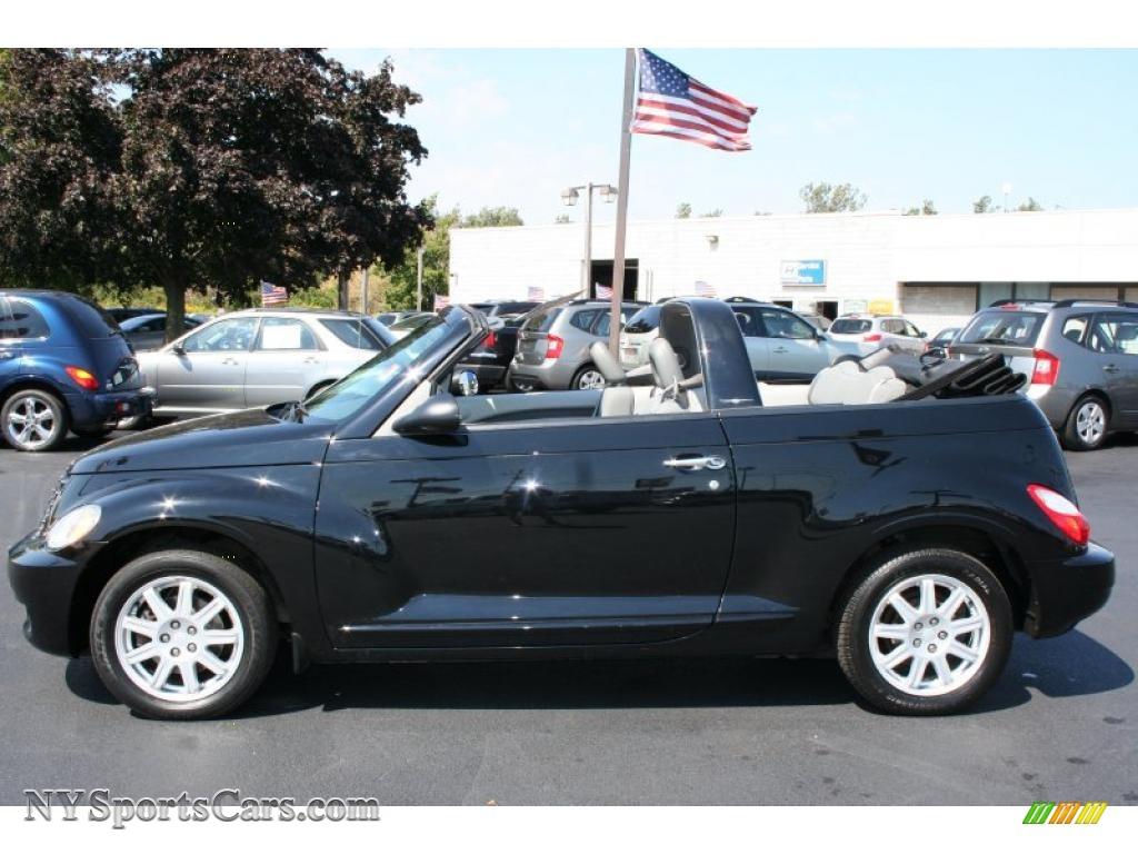 2007 chrysler pt cruiser convertible in black photo 13 585566 cars for. Black Bedroom Furniture Sets. Home Design Ideas