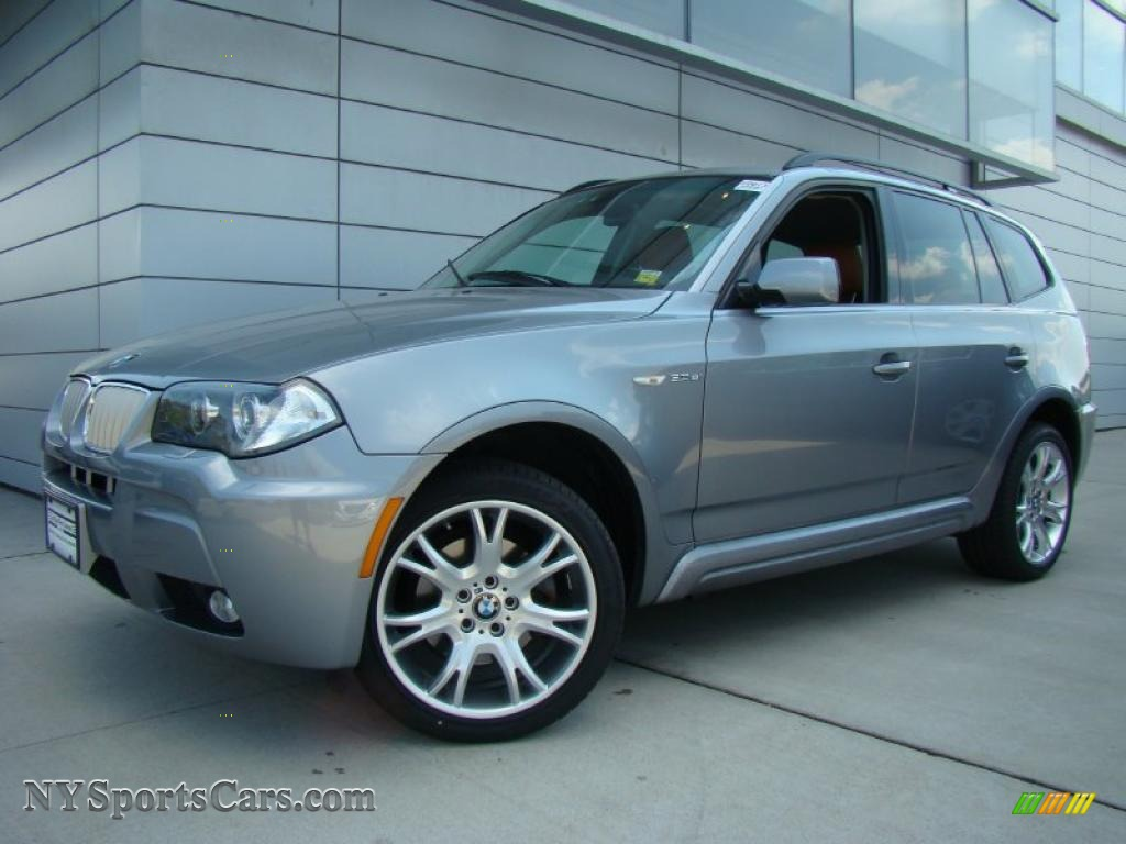 2007 bmw x3 in silver grey metallic f28906. Black Bedroom Furniture Sets. Home Design Ideas
