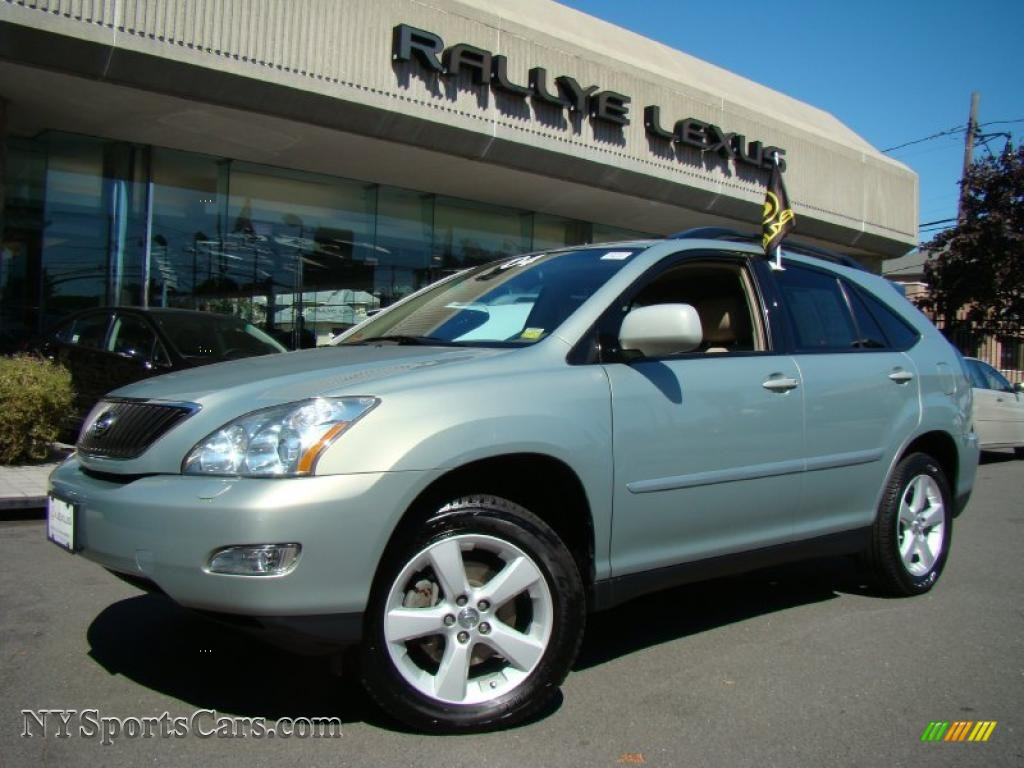 2004 lexus rx 330 awd in bamboo pearl 006923 cars for sale in new york. Black Bedroom Furniture Sets. Home Design Ideas
