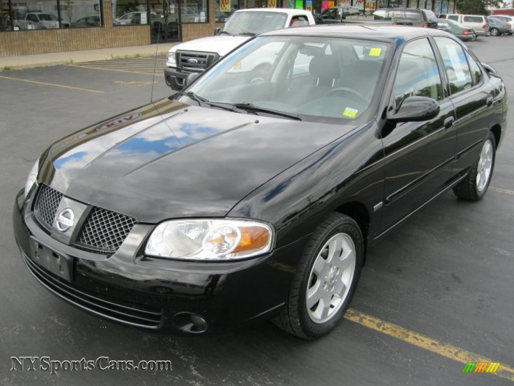 2005 nissan sentra 1 8 s special edition in blackout photo. Black Bedroom Furniture Sets. Home Design Ideas