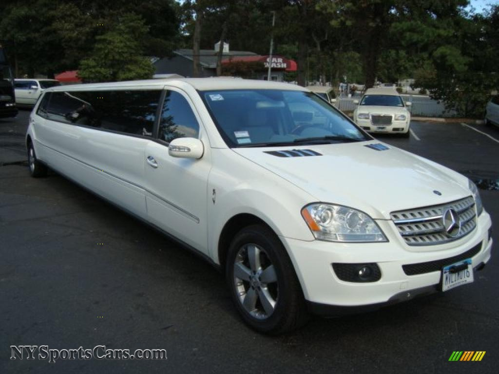 2006 mercedes benz ml 500 4matic limousine in alabaster for Mercedes benz limo for sale