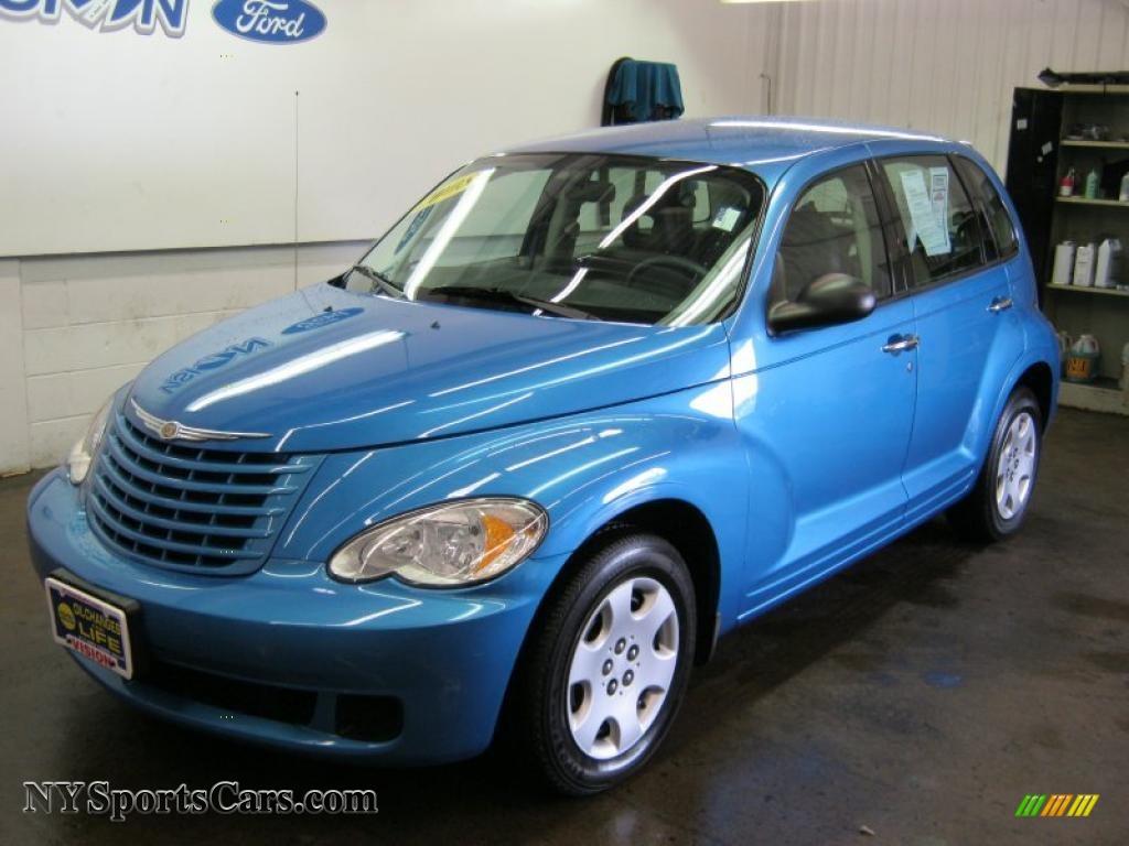 2008 Chrysler PT Cruiser LX in Surf Blue Pearl - 147668 ...
