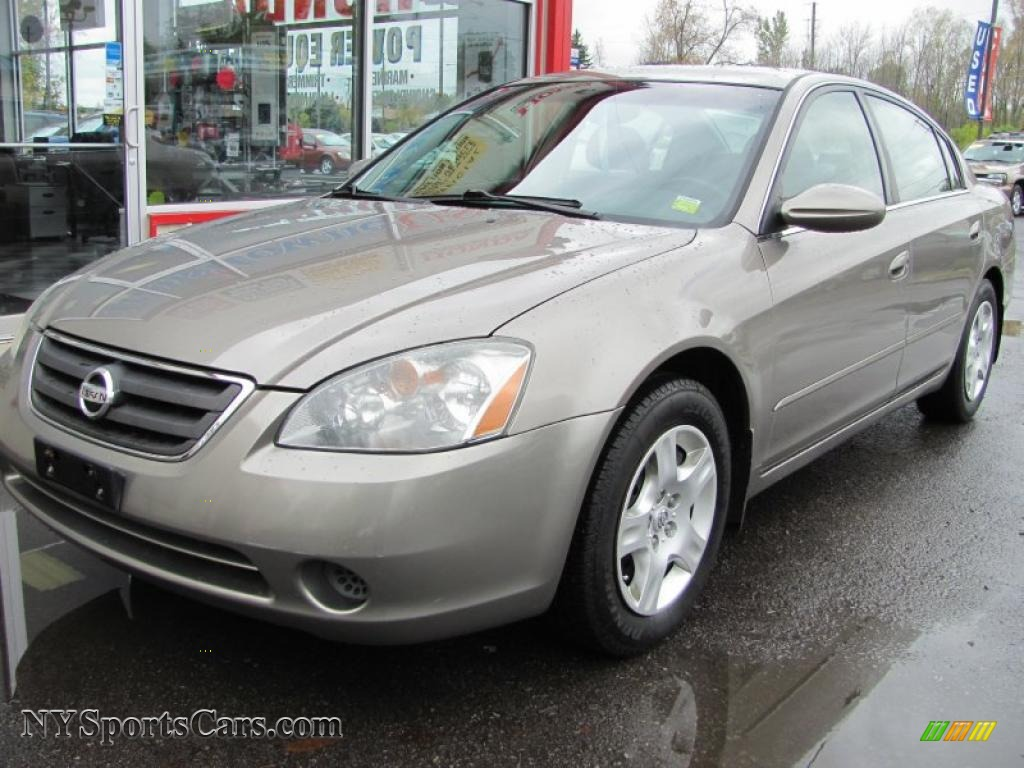 2002 nissan altima 2 5 s in sheer silver metallic 141650 cars for sale in. Black Bedroom Furniture Sets. Home Design Ideas