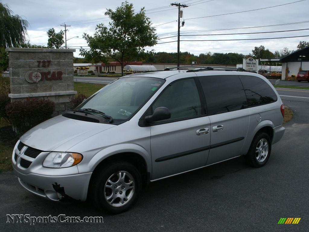 2003 dodge grand caravan sport in bright silver metallic. Black Bedroom Furniture Sets. Home Design Ideas