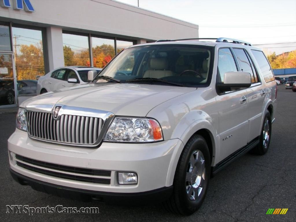 2006 lincoln navigator ultimate 4x4 in cashmere tri coat j13005 cars for. Black Bedroom Furniture Sets. Home Design Ideas