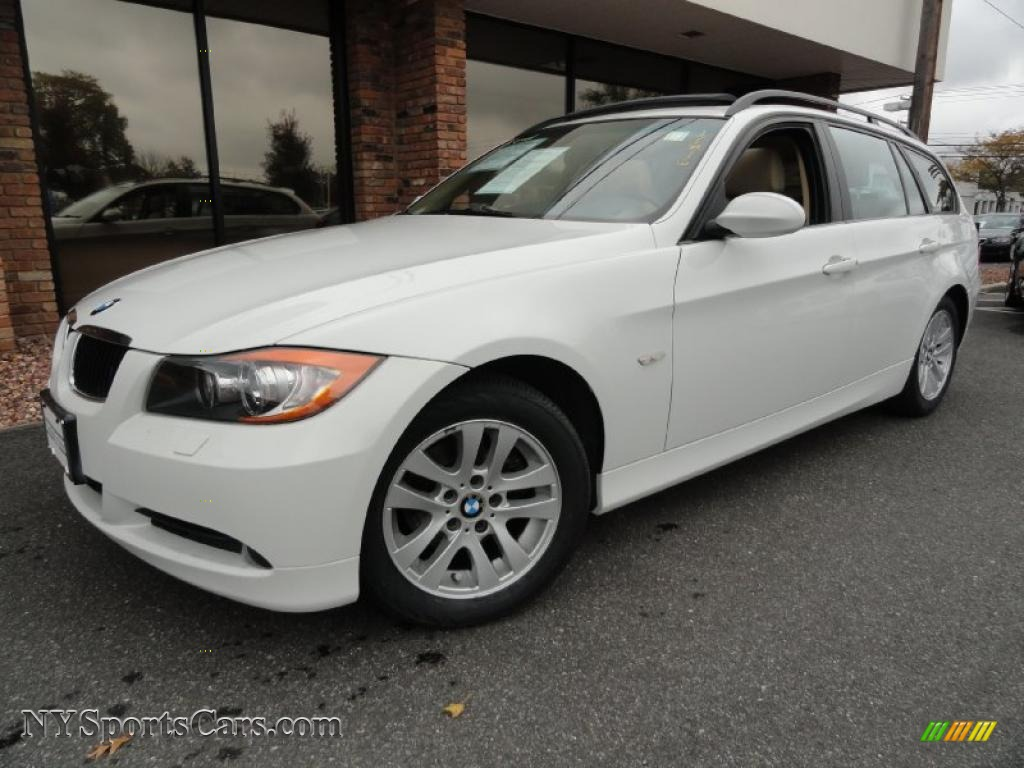 2007 bmw 3 series 328xi wagon in alpine white v29276 cars for sale in new. Black Bedroom Furniture Sets. Home Design Ideas