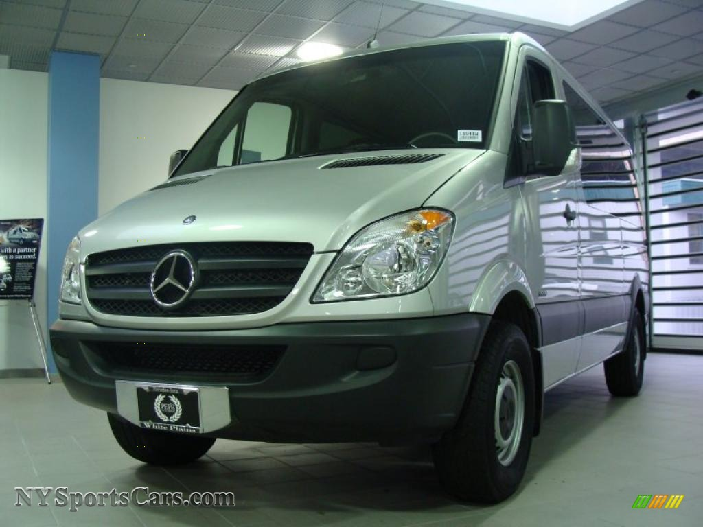 2010 mercedes benz sprinter 2500 passenger van in for 2010 mercedes benz 2500