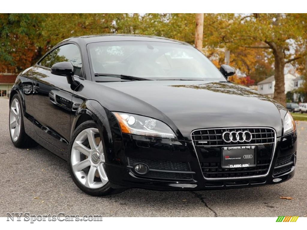 2008 audi tt 3 2 quattro coupe in brilliant black photo 7 003173 cars. Black Bedroom Furniture Sets. Home Design Ideas