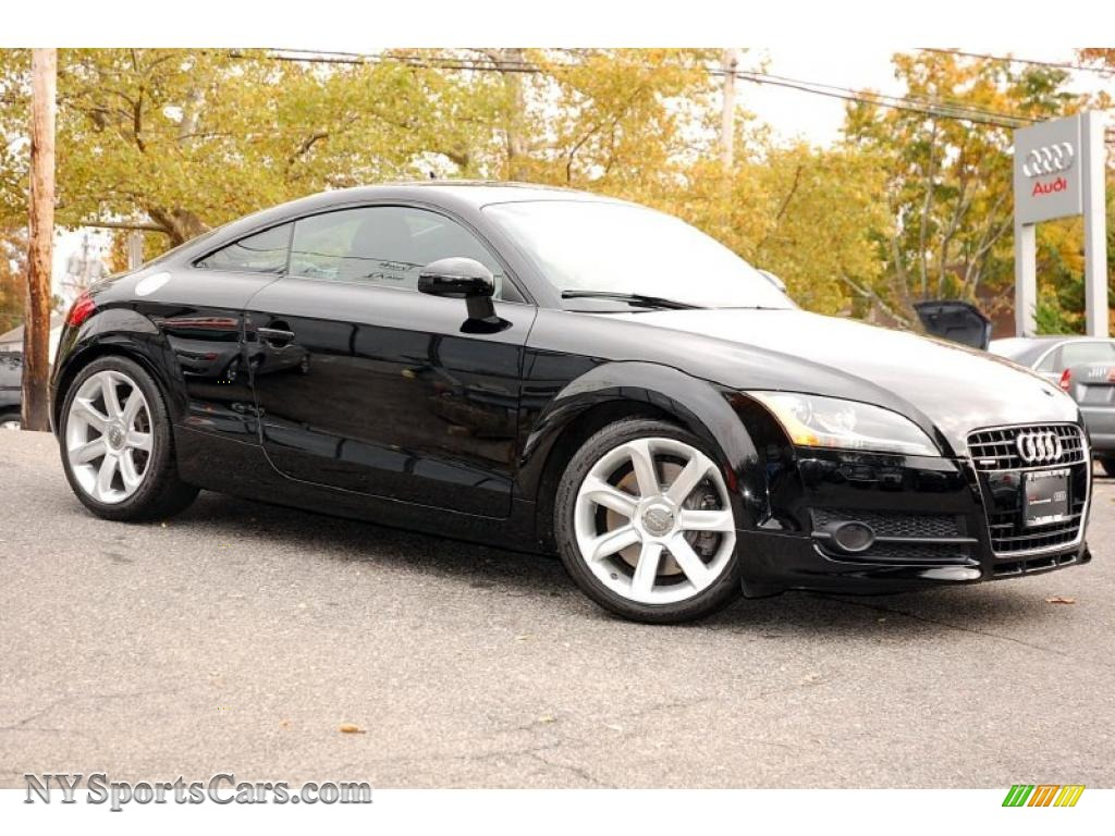 2008 audi tt 3 2 quattro coupe in brilliant black photo 8 003173 cars. Black Bedroom Furniture Sets. Home Design Ideas