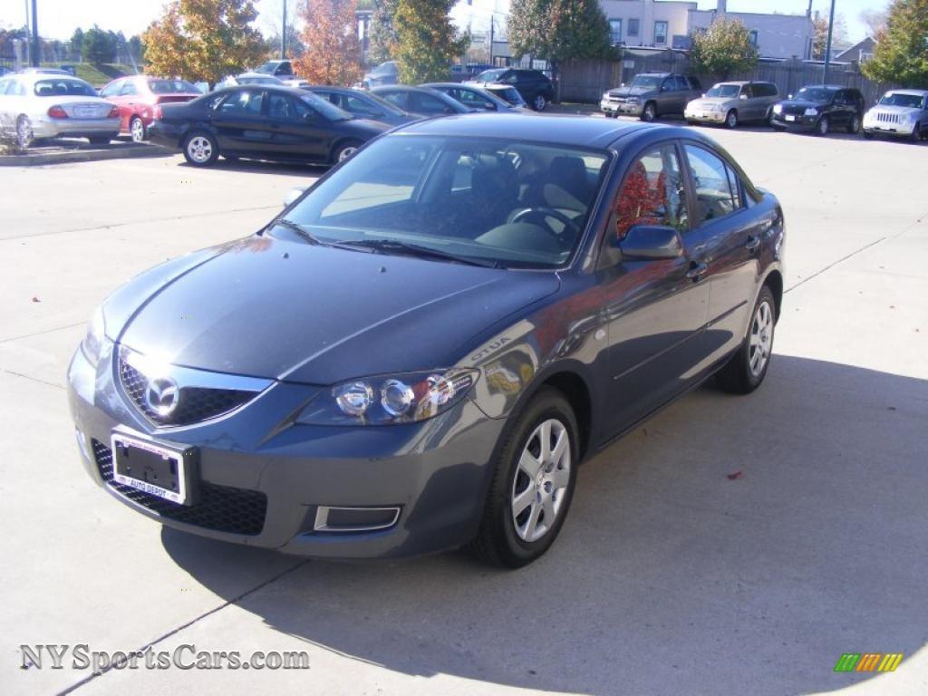 2009 mazda mazda3 i sport sedan in metropolitan gray mica photo 4 239910. Black Bedroom Furniture Sets. Home Design Ideas