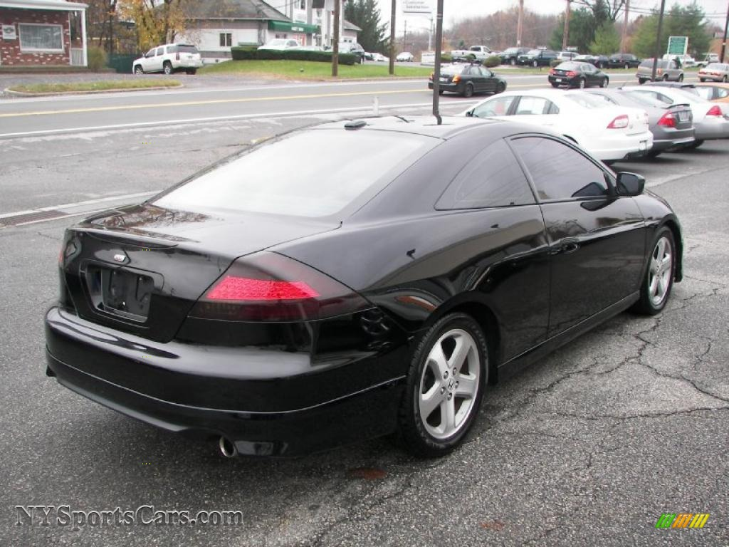 2007 Honda Accord Ex V6 Coupe In Nighthawk Black Pearl