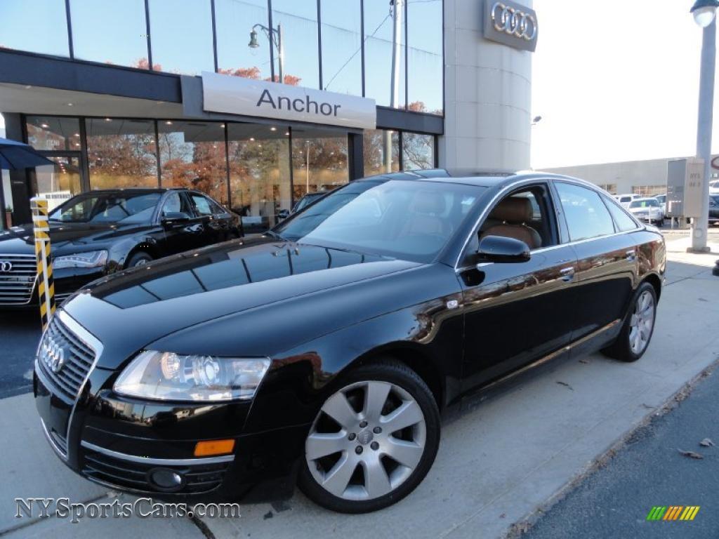2005 audi a6 3.2 quattro sedan in brilliant black - 115919