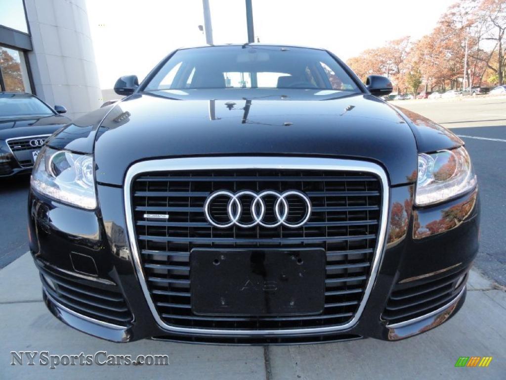 2009 audi a6 3 0t quattro sedan in brilliant black photo 2 054969 cars. Black Bedroom Furniture Sets. Home Design Ideas