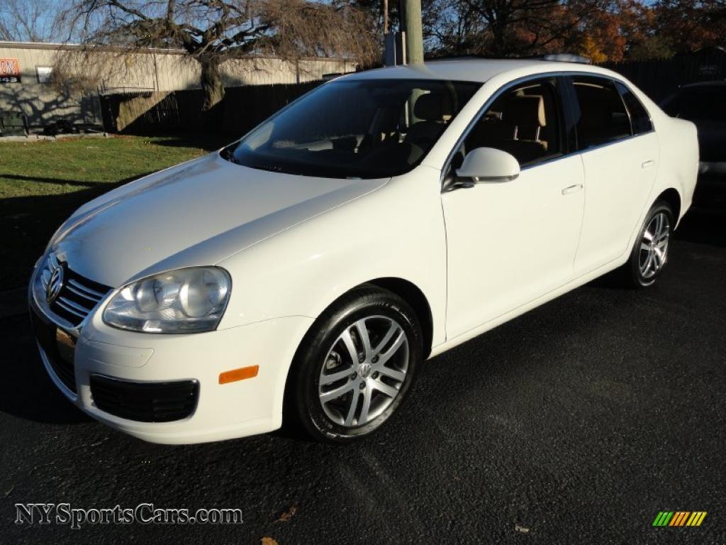 2006 volkswagen jetta 2 5 sedan in campanella white 659380 cars for sale. Black Bedroom Furniture Sets. Home Design Ideas