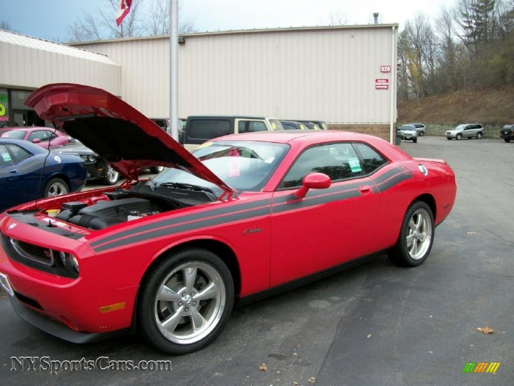 2010 Dodge Challenger R/T Classic in TorRed - 261277 | NYSportsCars ...