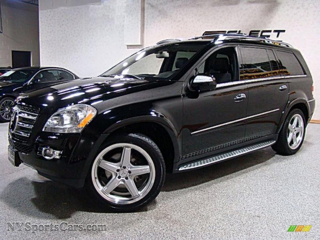2009 mercedes benz gl 550 4matic in black 483018 for 2009 mercedes benz gl550 4matic